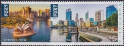 AUS 23/09/2019 Beautiful Cities (Issue 2) set of 2
